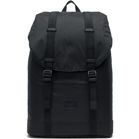 Herschel Retreat Mid-Volume Light reppu , musta